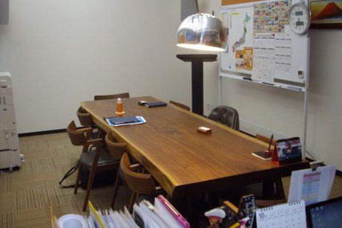 16.IT企業のオフィス|社長室