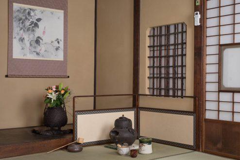 5.レンタルスペース【いせやほり】|和室(床の間)