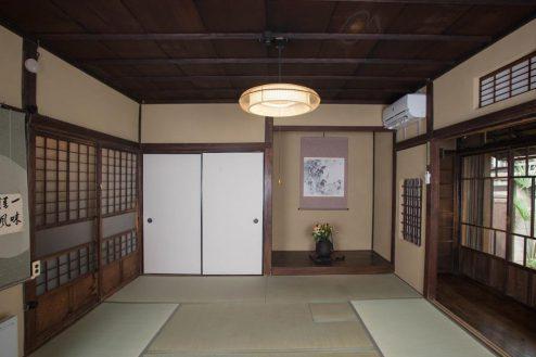 1.レンタルスペース【いせやほり】|和室