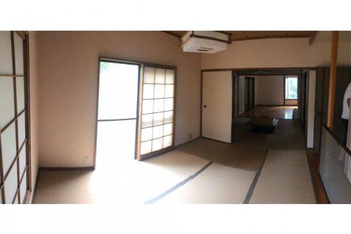 7.笹野台戸建て|室内(和室)