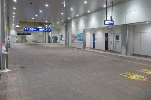 24.京急ロケーションサービス|大森町駅・コンコース