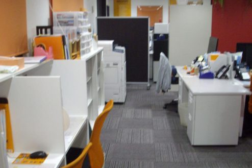 8.IT企業のオフィス|オフィス