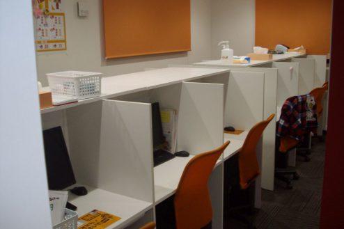 9.IT企業のオフィス|コールセンター