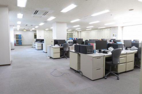 20.芝浦Y8オフィス スタジオ