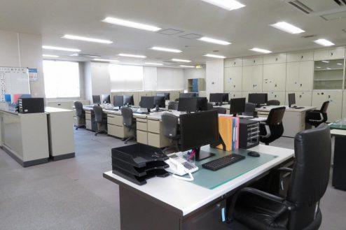 22.芝浦Y8オフィス スタジオ
