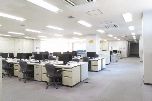 23.芝浦Y8オフィス スタジオ