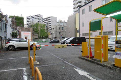 7.東海道ビール川崎宿工場|近隣駐車場