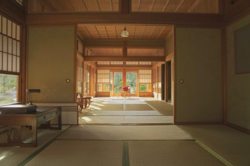 3.佐倉スタジオ|1F:居間
