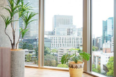 17.+SHIFT NOGIZAKA|8F:オフィスルーム
