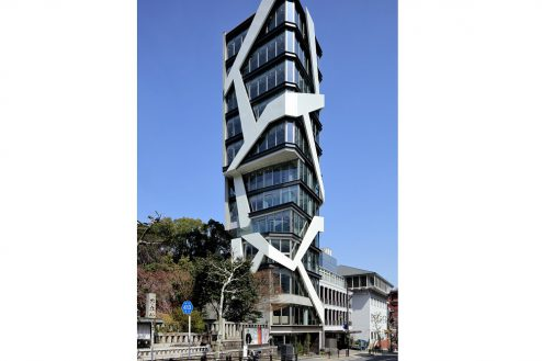+SHIFT NOGIZAKA|オフィス・会議室・ガラス張り・ビル・テラス・ラウンジ・外観・平日土日|東京