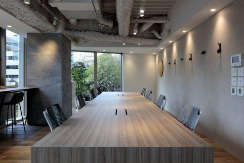14.+SHIFT NOGIZAKA|6F:オフィスルーム