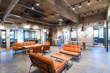 A YOTSUYA|オフィス・ラウンジ・イベントスペース・アート・家具・ルーフバルコニー・外観・平日土日|東京