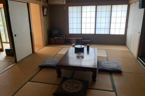 5.練馬・一軒家スタジオ 1F:和室