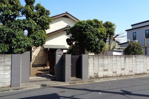 20.練馬・一軒家スタジオ 外観
