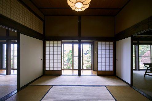 6.鎌倉・武家屋敷