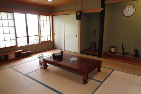 14.練馬・一軒家スタジオ 1F:和室