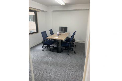 15.ネガティブ撮影OK なんでもオフィス|6〜8畳ほどの広さ