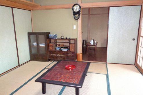 19.練馬・一軒家スタジオ 1F:和室