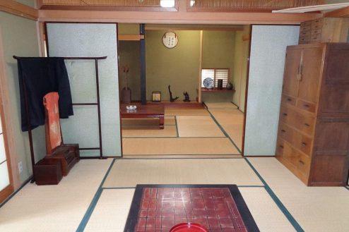 9.練馬・一軒家スタジオ 1F:和室