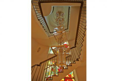 31.リソルの森|フォレストアカデミー階段