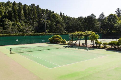 11.リソルの森|MTC・テニスコート