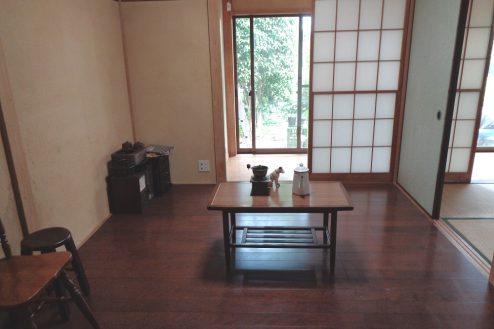 15.練馬・一軒家スタジオ 1F:ダイニングキッチン