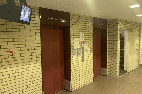 18.ネガティブ撮影OK なんでもオフィス|エレベーター2基
