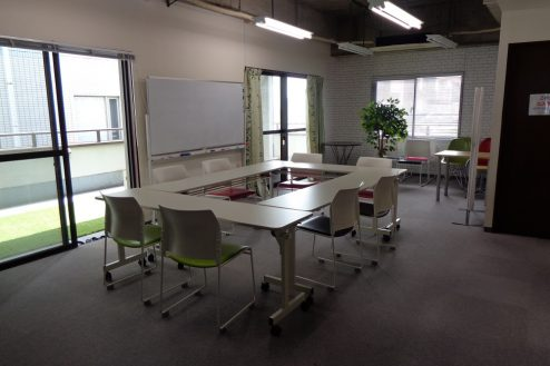 7.高輪マンションスタジオ 7F:会議室仕様