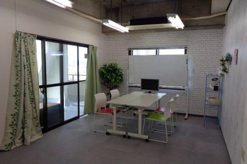6.高輪マンションスタジオ 7F:ミーティングルーム仕様