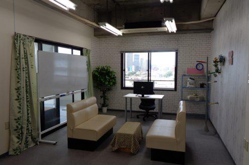 4.高輪マンションスタジオ 7F:オフィス仕様