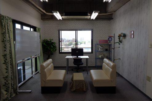 3.高輪マンションスタジオ 7F:オフィス仕様