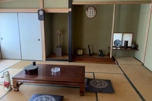 3.練馬・一軒家スタジオ 1F:和室