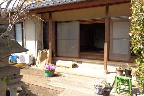 28.練馬・一軒家スタジオ 縁側