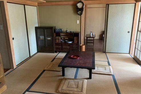 8.練馬・一軒家スタジオ 1F:和室