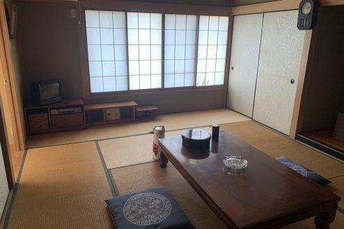 4.練馬・一軒家スタジオ 1F:和室