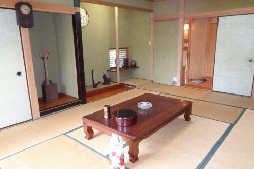13.練馬・一軒家スタジオ 1F:和室