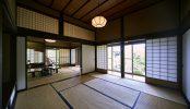 鎌倉・武家屋敷(3512)|日本家屋・豪邸・縁側・和室・庭・門