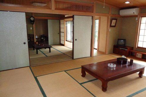 6.練馬・一軒家スタジオ 1F:和室