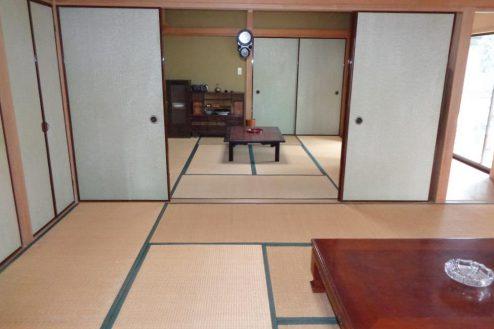 7.練馬・一軒家スタジオ 1F:和室