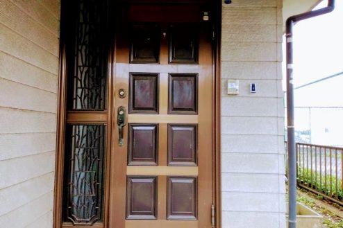 15.横浜市旭区ハウススタジオ|玄関ドア