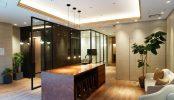 +SHIFT KANDA|オフィスビル・ラウンジ・会議室・執務室・ガラス張り・平日土日|東京