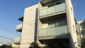 大田区河久マンション|アパート・外観・屋上・共用部・駐輪場・駐車場|東京