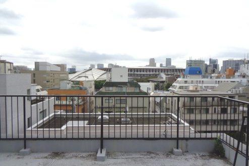 4.千駄ヶ谷・屋上|屋上