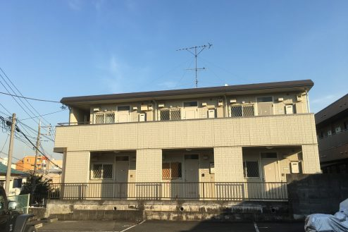 22.大田区河久マンション アパートタイプD