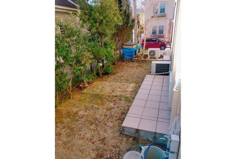 9.厚木みはる野スタジオ|庭