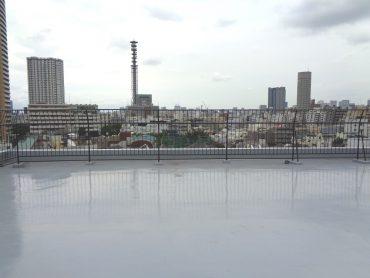 新宿マンション屋上・共用部|抜けが良い・外観・エントランス・階段・廊下|東京