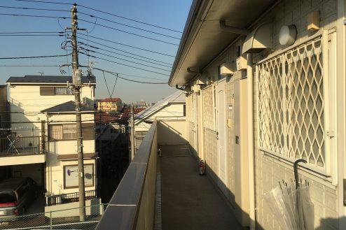 23.大田区河久マンション アパートタイプD