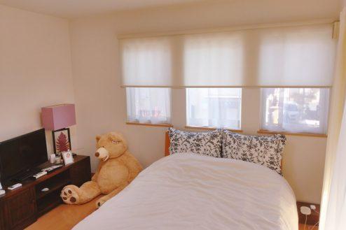 8.厚木みはる野スタジオ|寝室