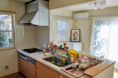 4.厚木みはる野スタジオ|キッチン