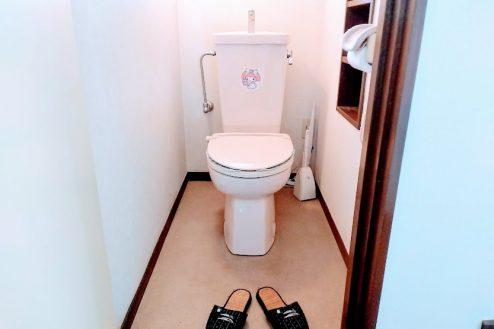 11.横浜市旭区ハウススタジオ トイレ